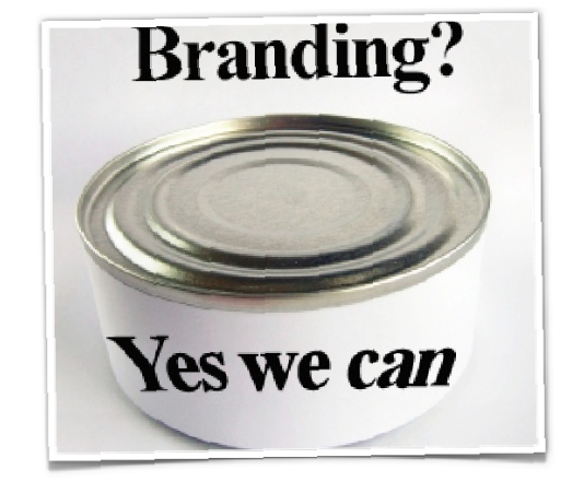 Branding yes we can bisnis for Bett yes we can